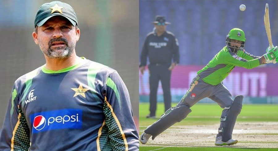 Moin Khan hits out at PCB for treating Mohammad Hafeez unfairly