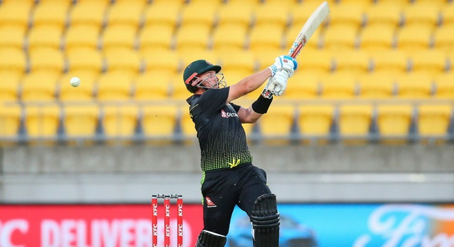 Finch back in form as Australia keep T20I series alive in Wellington