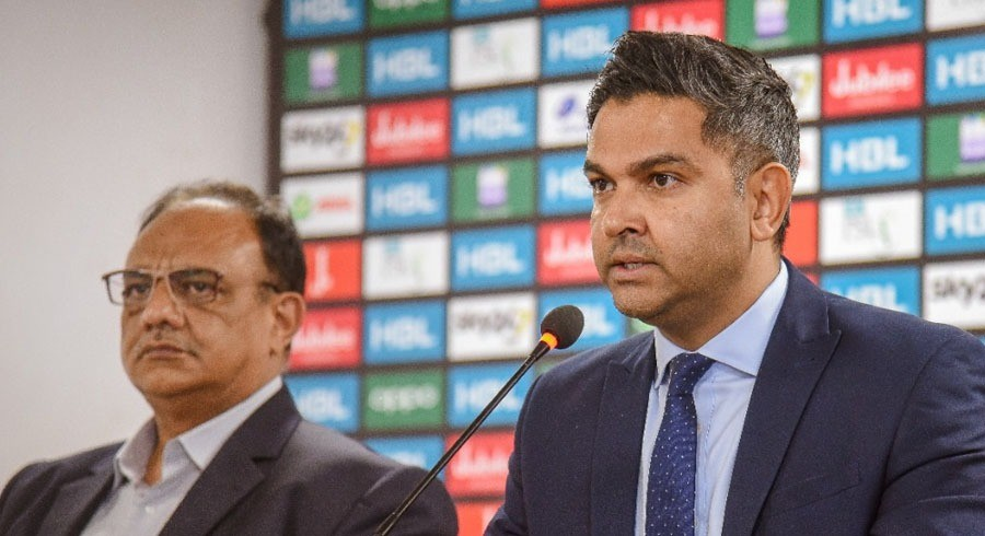Wasim Khan terms HBL PSL 6 postponement 'collective failure'