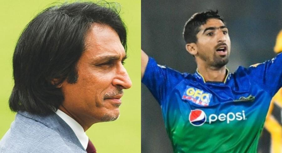 Ramiz Raja wants Shahnawaz Dhani to focus on Test cricket