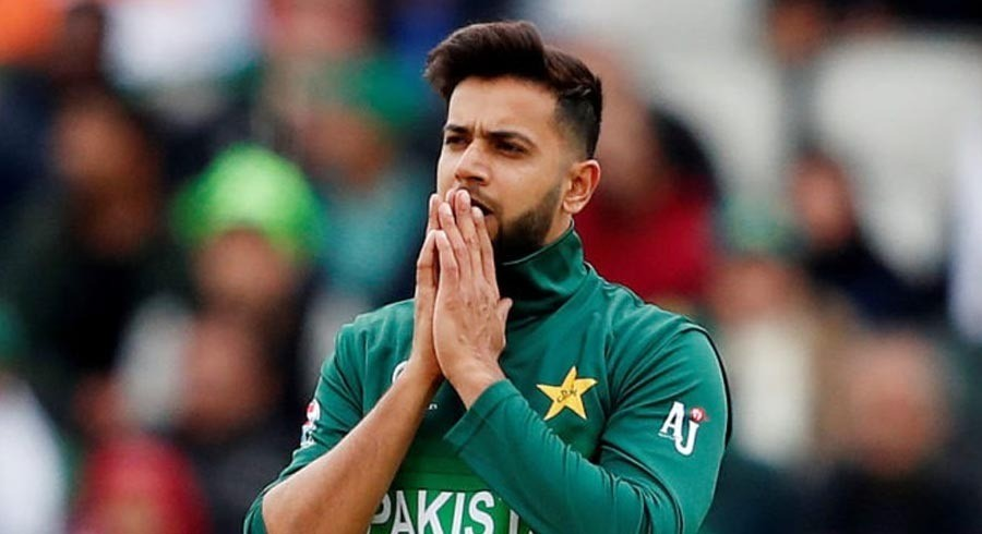 Chief selector tags Imad Wasim as a 'limited' cricketer