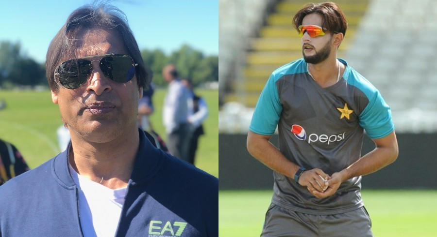 Akhtar questions Imad Wasim's exclusion for Africa tour