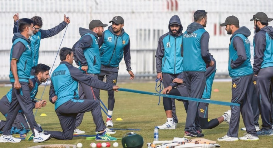 Pakistan squad undergoes Covid-19 testing ahead of Africa tour