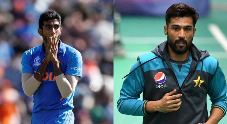 Amir cites Bumrah's example on backing from team management