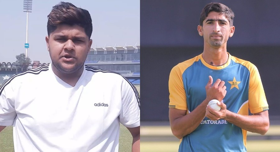 Dahani, Azam elated after first day of training camp
