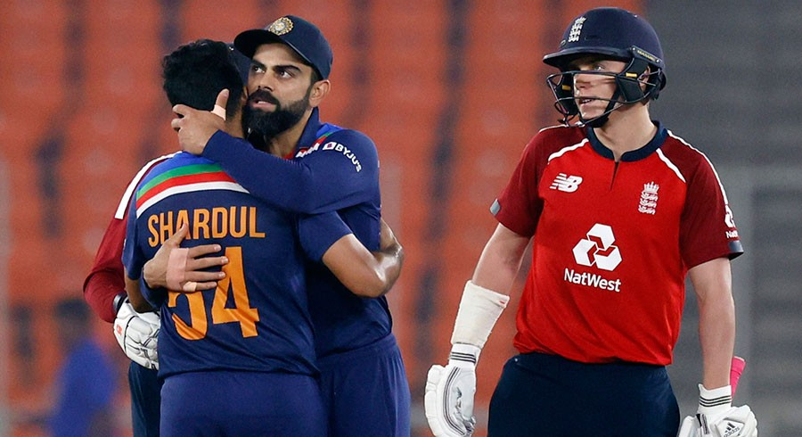 Kohli leads from front, India clinch T20I series against England