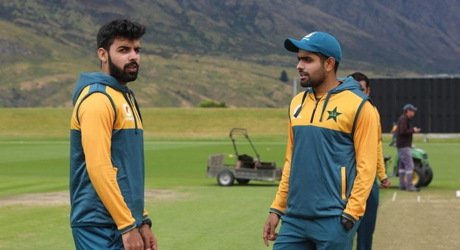 Pakistan team 'positive' amid controversies