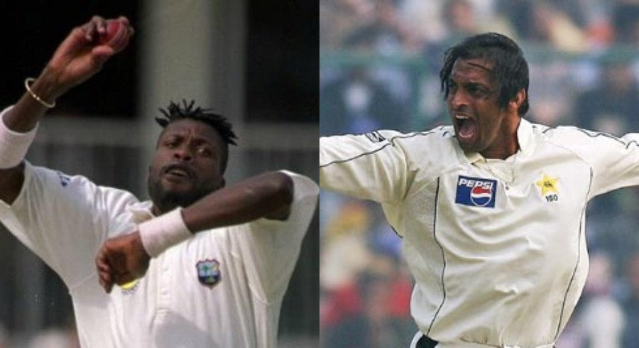 Ambrose was 'shocked' after seeing Akhtar bowl for the first time