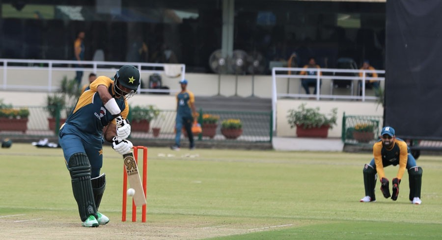 Zaman upbeat after scoring century during intra-squad practice match