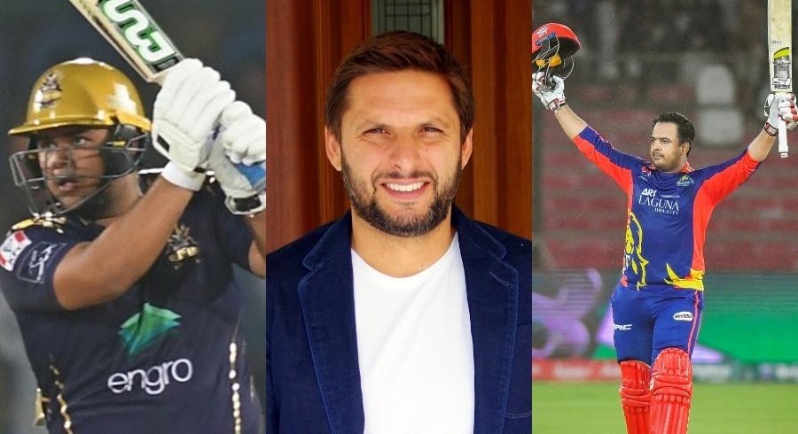 Shahid Afridi talks up Sharjeel, Azam amid fitness concerns
