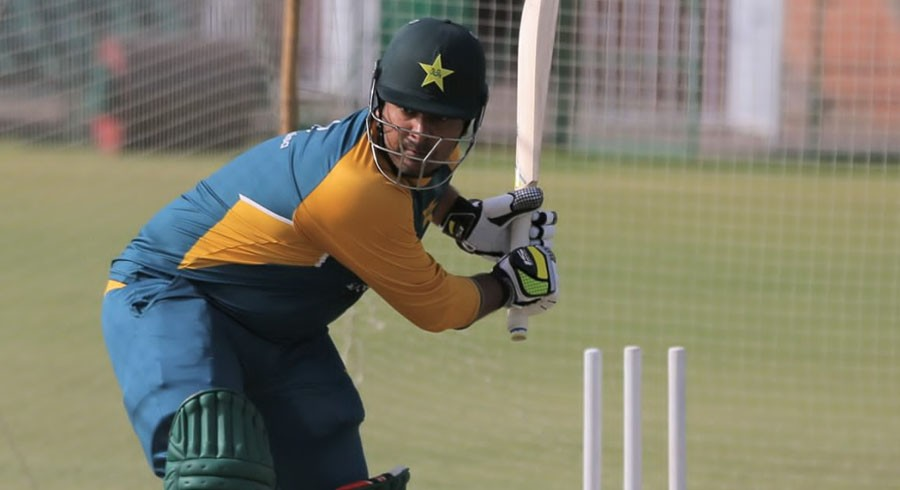 Sharjeel Khan fails to impress during intra-squad practice match