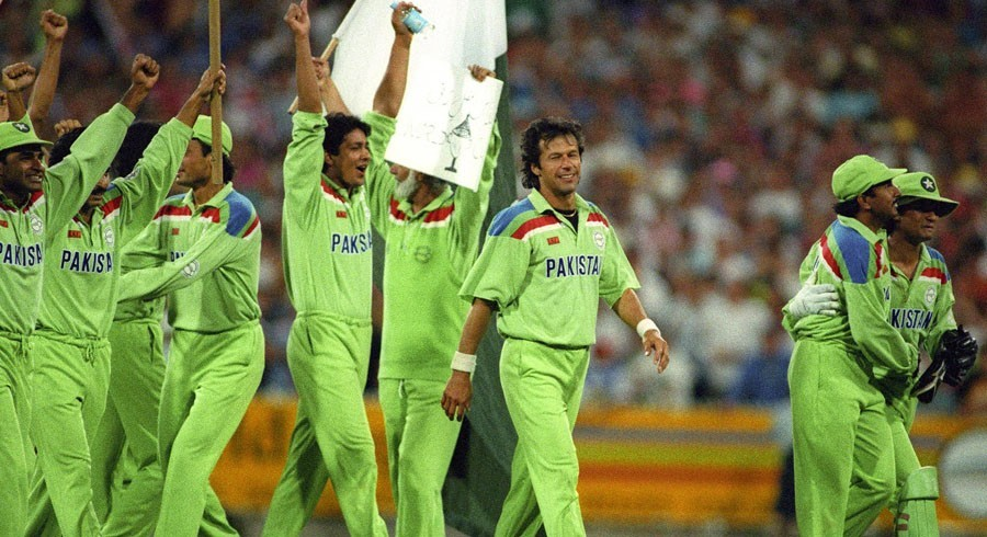 Pakistan celebrates 29th anniversary of 1992 World Cup victory