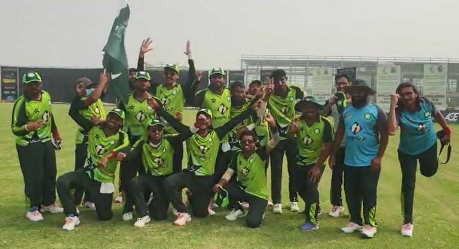 Blind cricket: Pakistan beat India by 58 runs