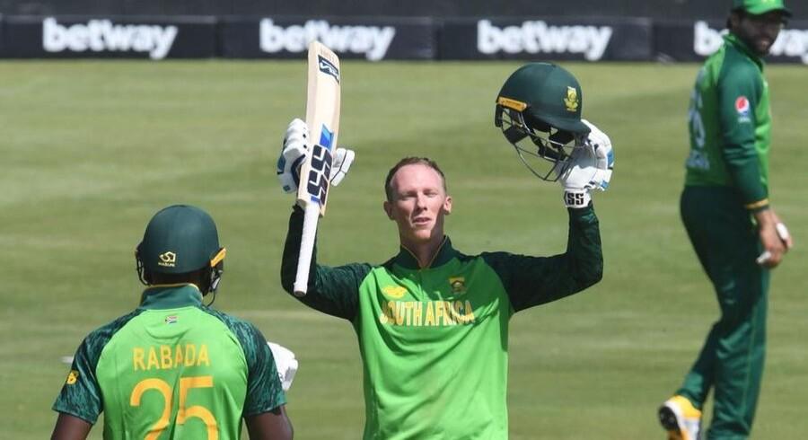 Rassie van der Dussen praises 'world-class' Babar Azam