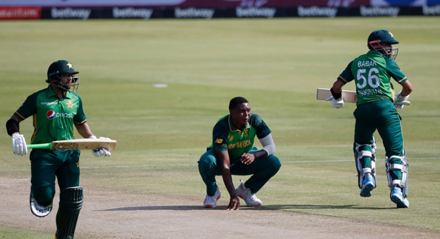 First ODI: Imam 'very disappointed' after failing to finish game with Babar
