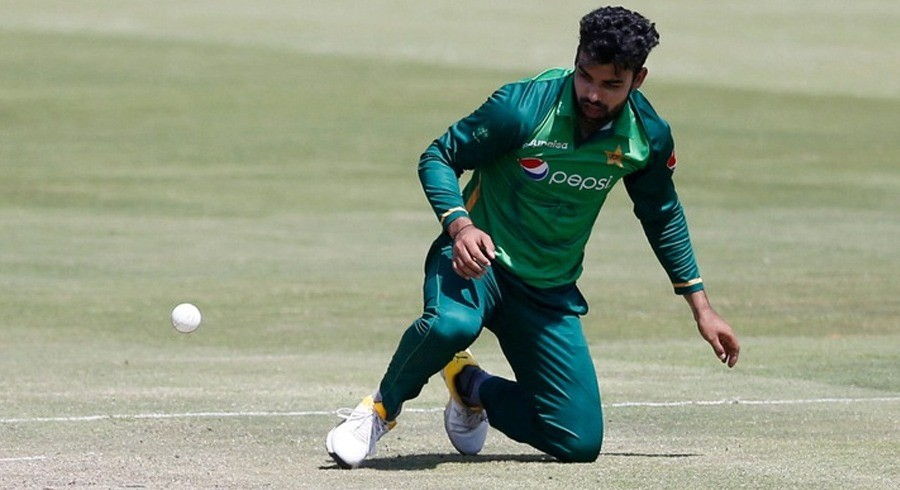 Shadab Khan ruled out of South Africa, Zimbabwe tours