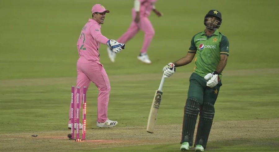 Fakhar Zaman's historic innings and incompetent team management