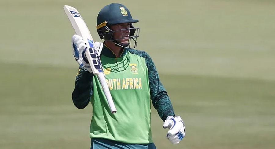 Rassie van der Dussen ruled out of third Pakistan ODI