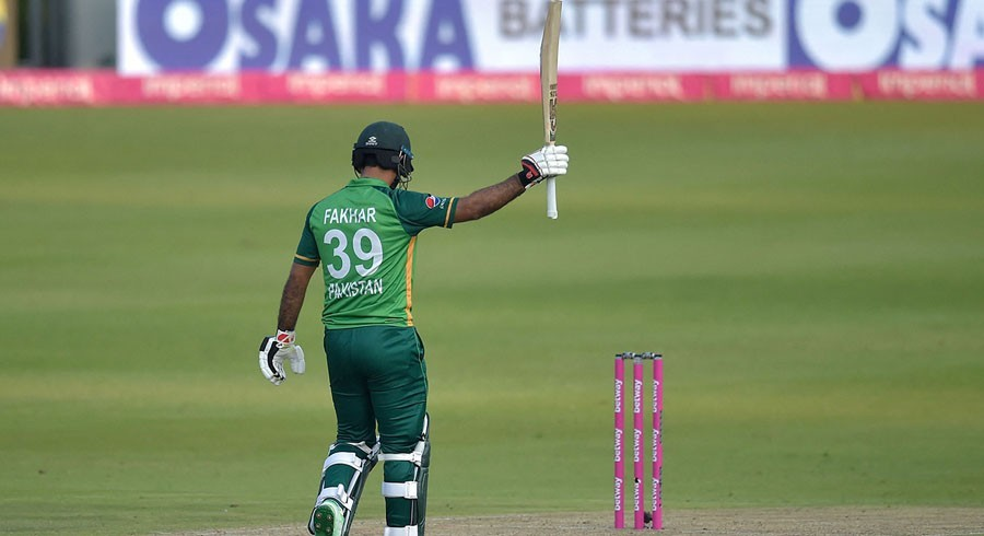 Fakhar Zaman moves up in ICC ODI Player Rankings after incredible knock