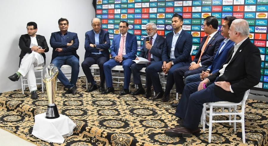 PCB seeks franchises' advice over remaining PSL 6 matches