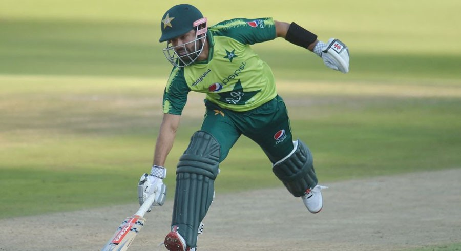 Red-hot Rizwan reacts after leading Pakistan to victory in first T20I