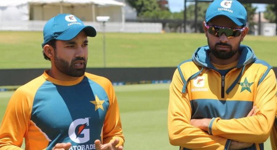 Mohammad Rizwan played an outstanding innings: Babar Azam