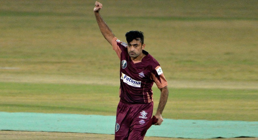 Zahid Mehmood ruled out of Zimbabwe T20Is due to heat stress