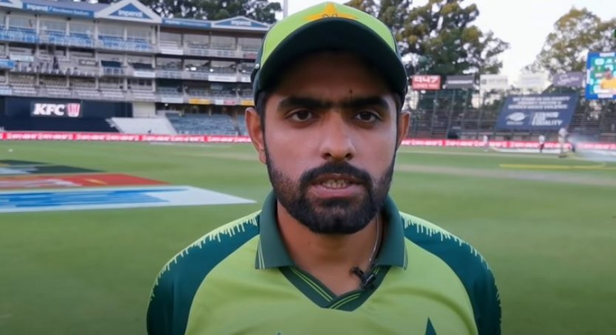 Babar Azam not 'too disappointed' after loss against South Africa in second T20I