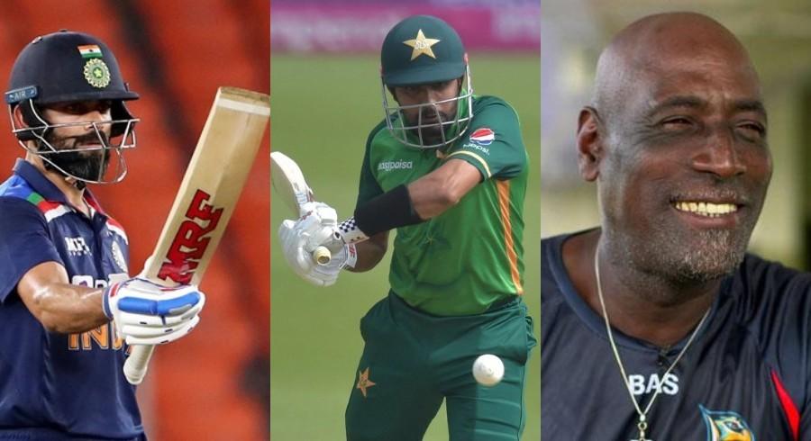 Top-ranked ODI batsman Babar aims to match 'consistency' of Kohli, Richards