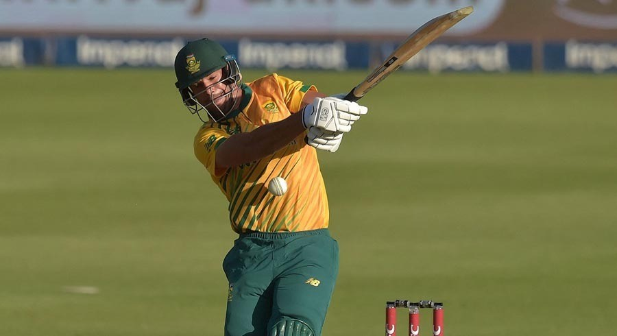 South Africa set 204-run target for Pakistan in third T20I