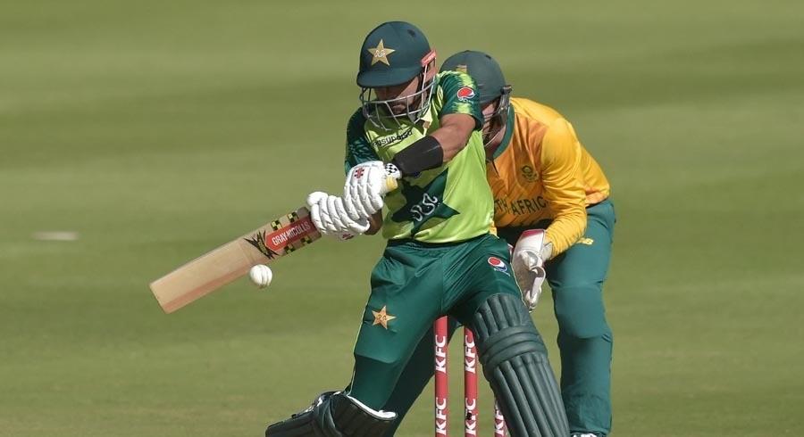 پاکستان نے تیسرے ٹی ٹوئنٹی میں جنوبی افریقا کو آؤٹ کلاس کردیا
