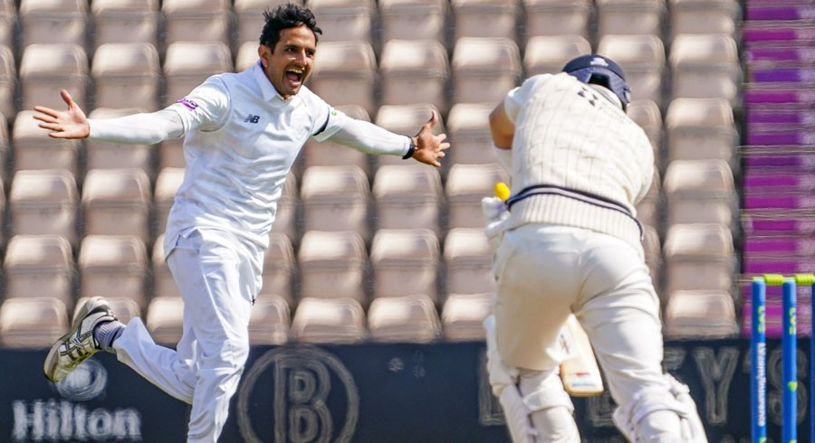 'Ramadan is lucky for us': Abbas after stunning performance in County Cricket