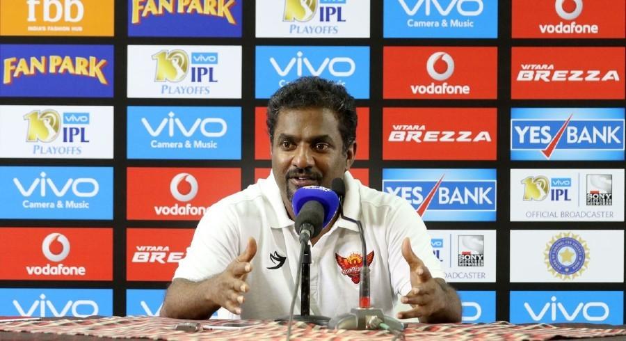 Sri Lanka great Muralitharan undergoes angioplasty