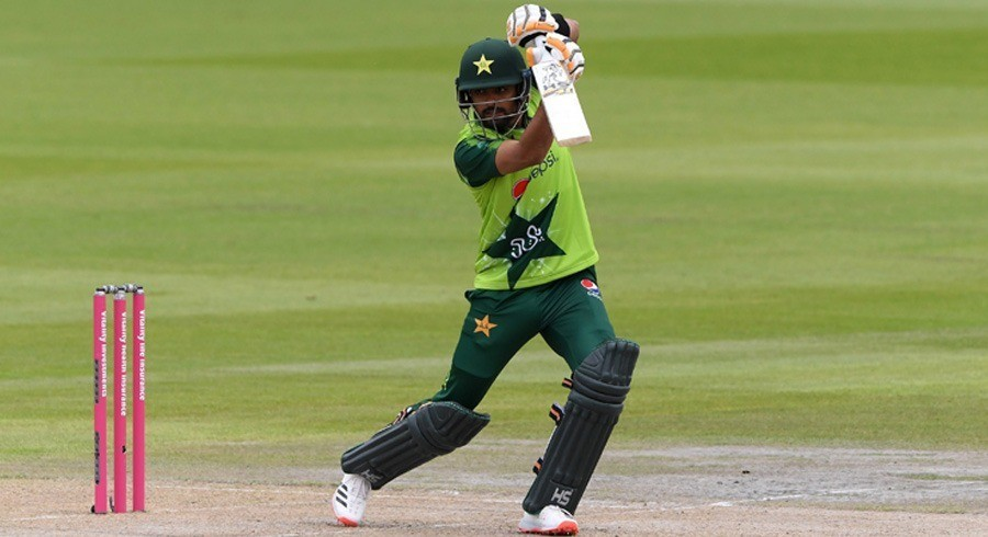 Babar Azam set to break another T20I record