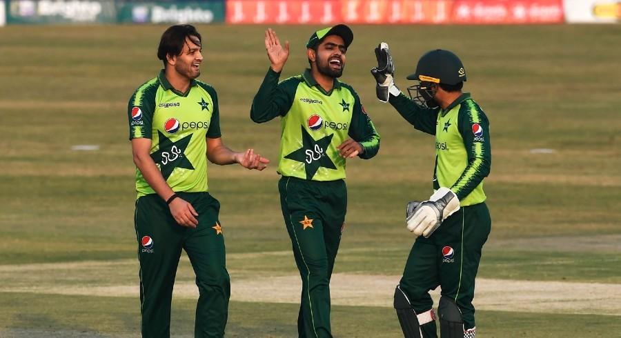 پاکستان نے پہلے ٹی ٹوئنٹی میں زمبابوے کو شکست دیدی