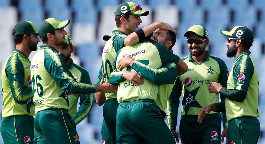 Pakistan bowlers achieve unique feat in T20I cricket