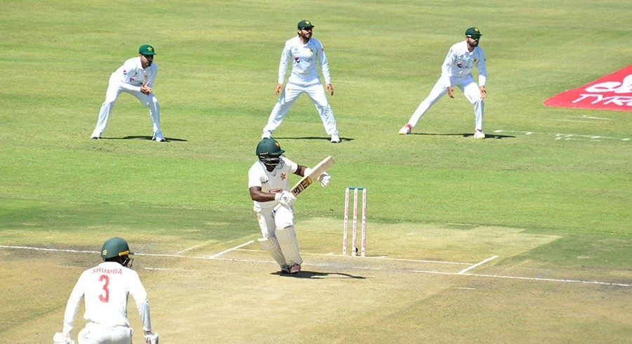 Confident start by Zimbabwe after dismissing Pakistan for 426