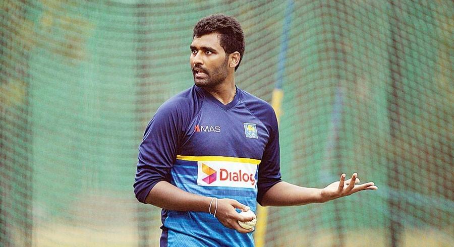 Sri Lanka's Perera announces international retirement
