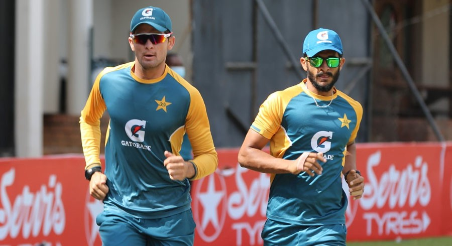Shaheen Afridi unfazed by comparison with 'legends' ahead of second Test