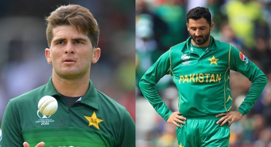 'Shaheen is afraid of losing his place to a youngster': Junaid on workload issue