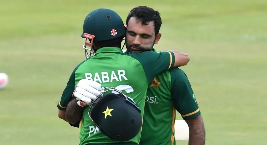 Babar Azam, Fakhar Zaman among ICC Player of the Month nominees