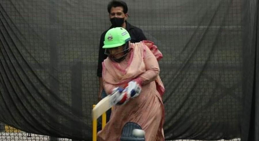 Firdous Ashiq Awan offers to coach women cricketers