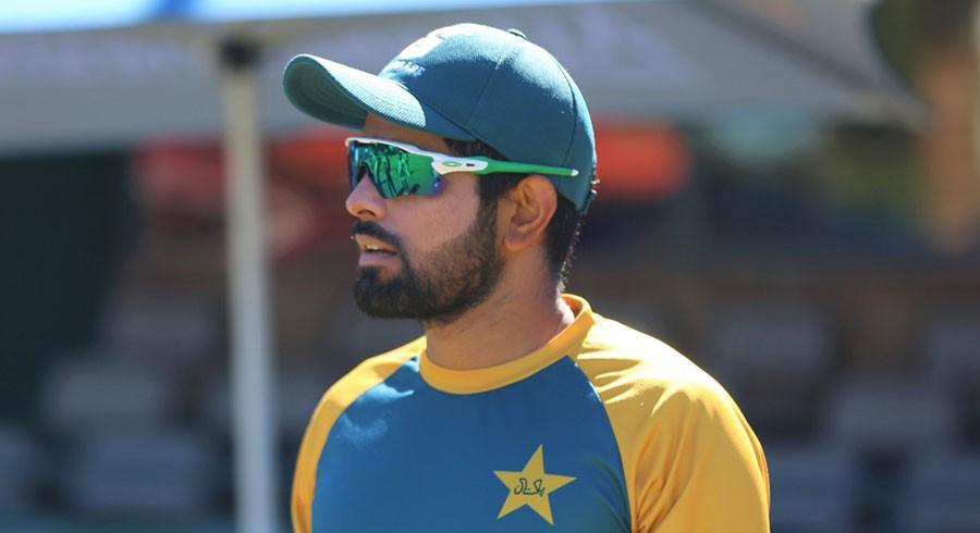 Babar Azam announces 13-man squad for second Zimbabwe Test