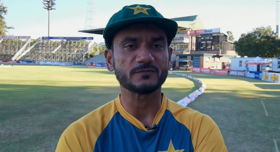 Tabish Khan over the moon after Test debut against Zimbabwe