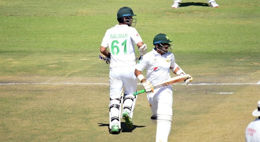 Pakistan batsmen feast on hapless Zimbabwe on day two