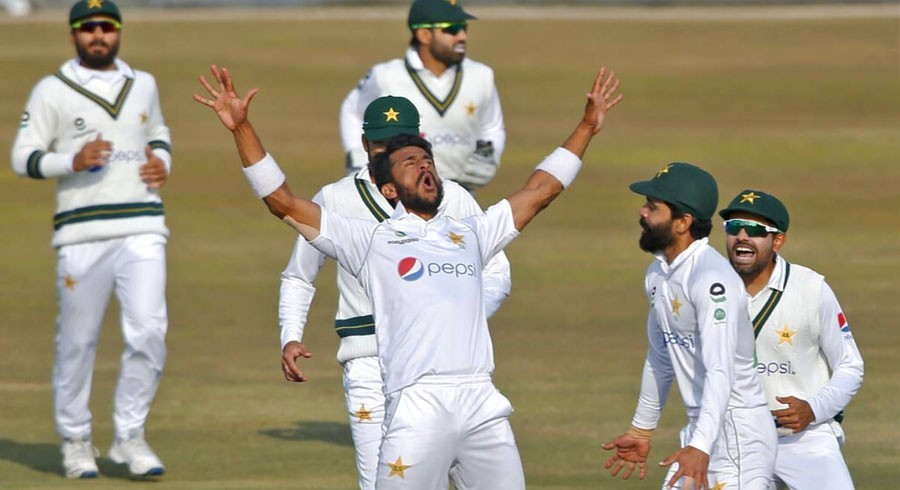 Pakistan continue dominance against Zimbabwe on day three