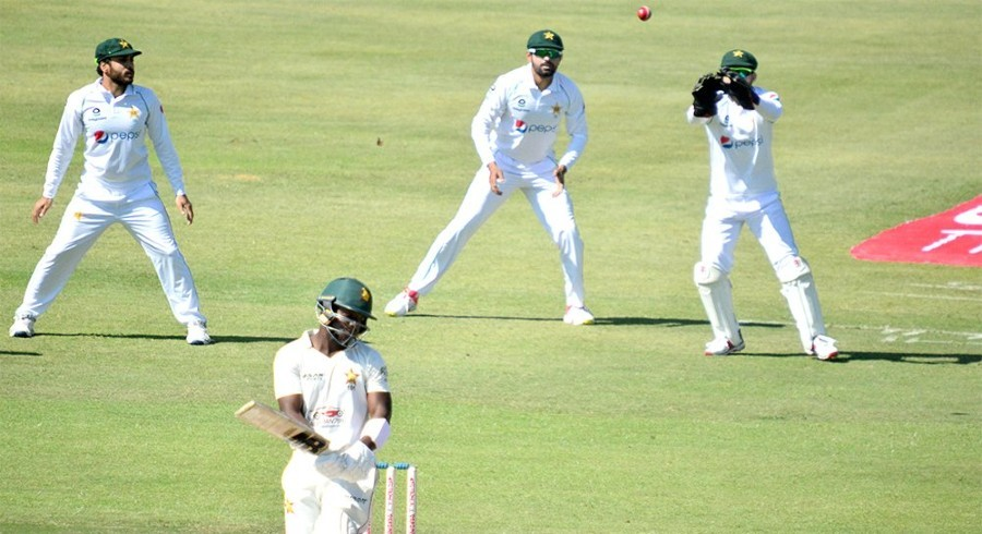 Zimbabwe counter-attack as Pakistan search for series win