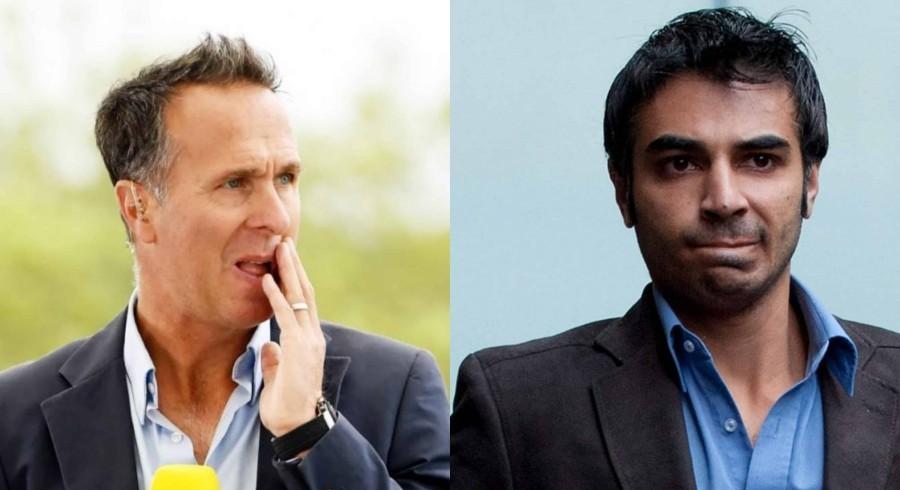 Salman Butt hits back at 'mentally constipated' Michael Vaughan