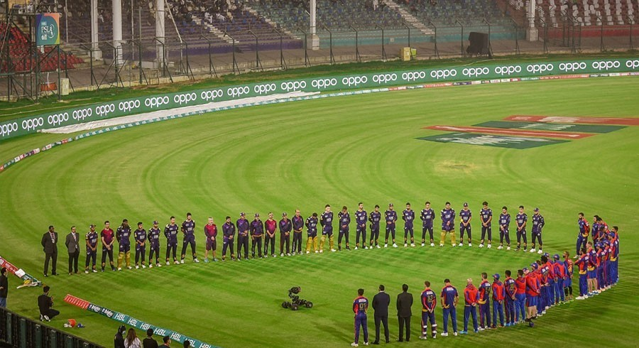 Foreign ministry saves HBL PSL 6 from cancellation