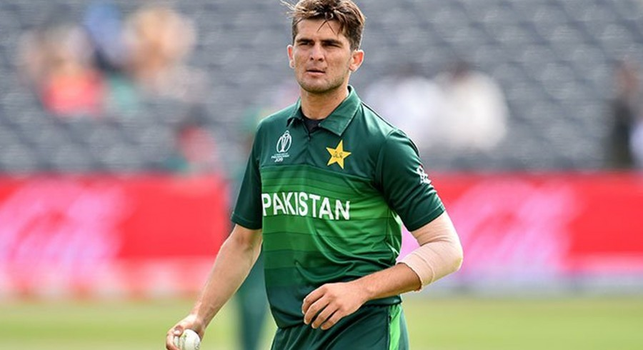 Shaheen Afridi opens up on workload concerns